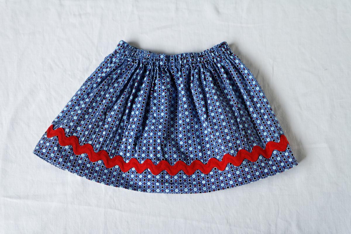 La jupe flip flap